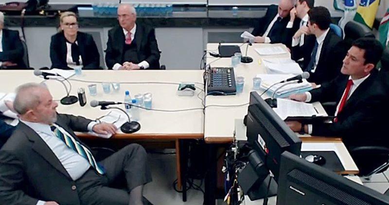 PT decide processar Sergio Moro por escuta telefônica em 2016