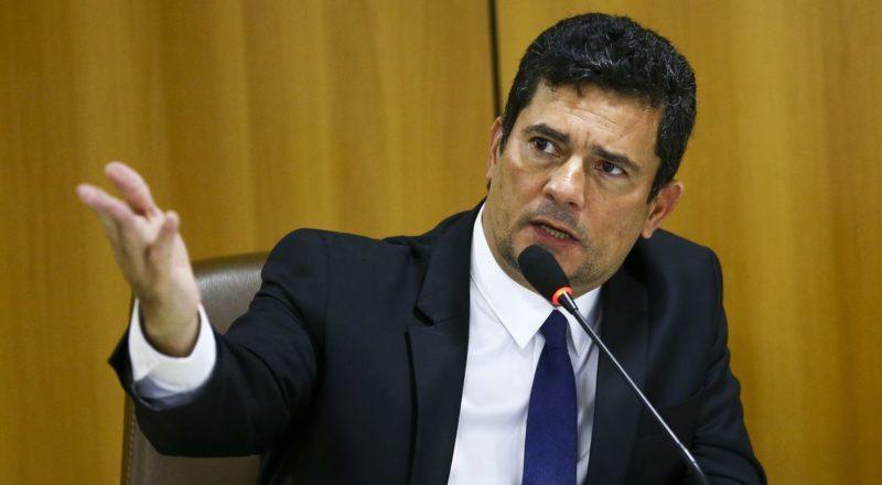 PT comanda frente partidária para investigar Sergio Moro em CPI
