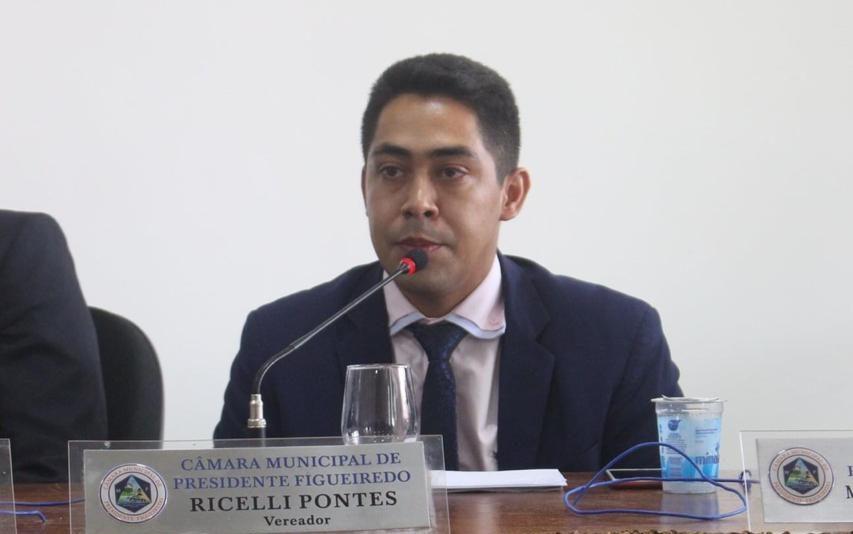 Cassado, Ricelli afirma que disputará a Prefeitura de Presidente Figueiredo