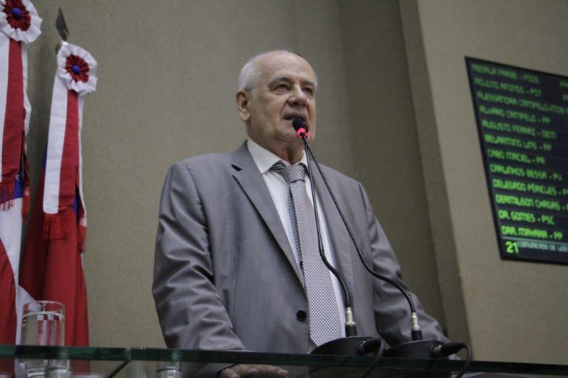 Deputado denuncia que terras da Suframa são invadidas em Manaus