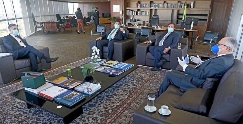 TSE informa Congresso sobre adiamento das Eleições/2020