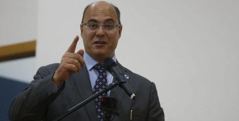 STJ rejeita pedido da defesa de Witzel para manter julgamento sob sigilo