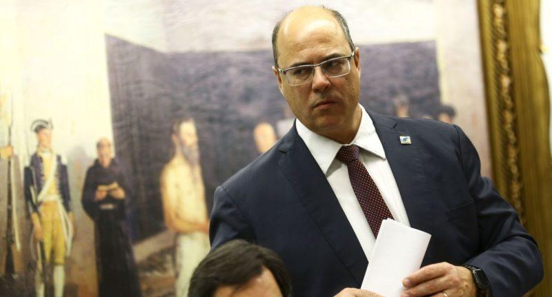 STJ nega pedido para sustar eventual ordem de prisão de Witzel