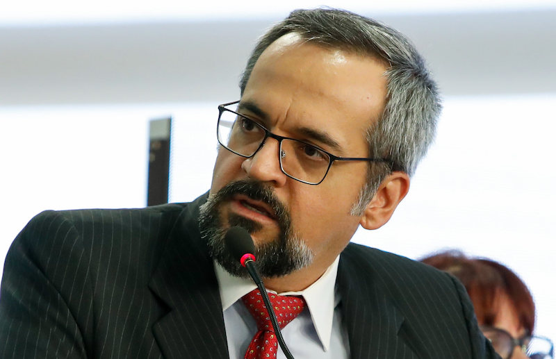 Funcionários do Banco Mundial se negam a terWeintraubcomo colega