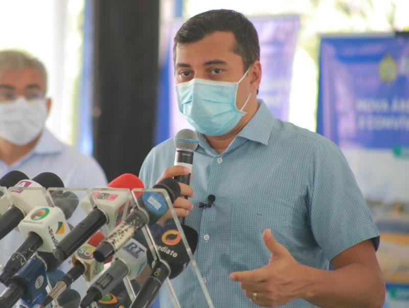 Governador volta ao Amazonas para acompanhar operação da PF