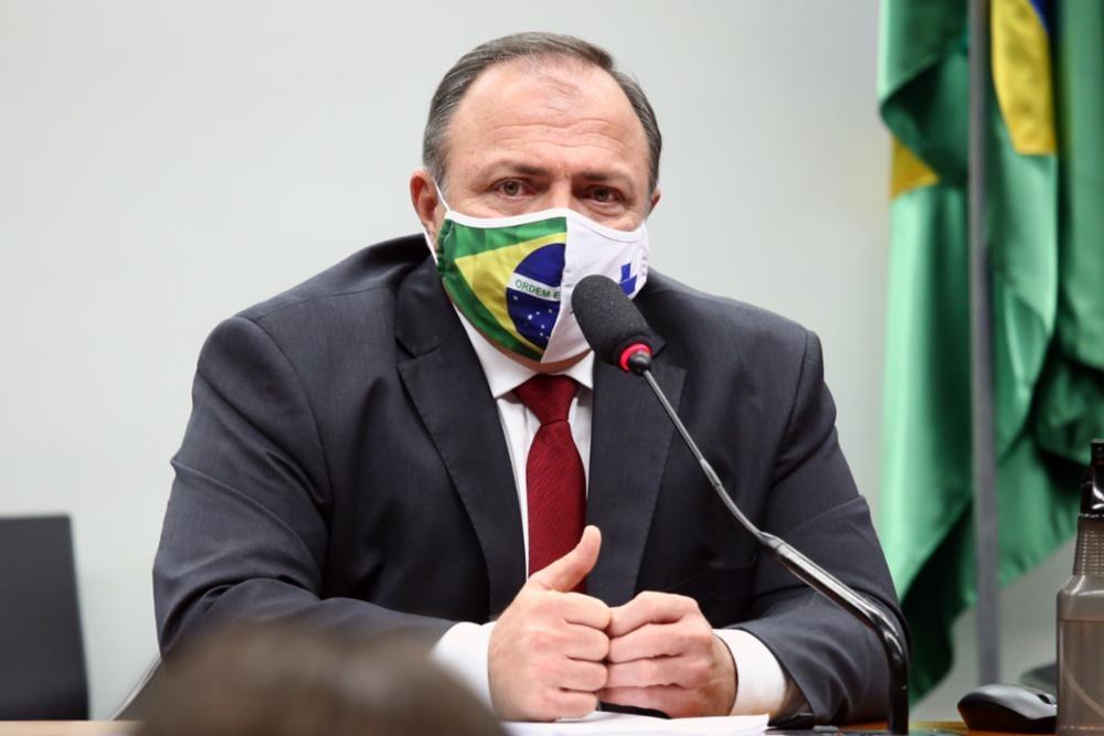 Estadão cobra demissão de Pazuello do cargo de ministro da Saúde