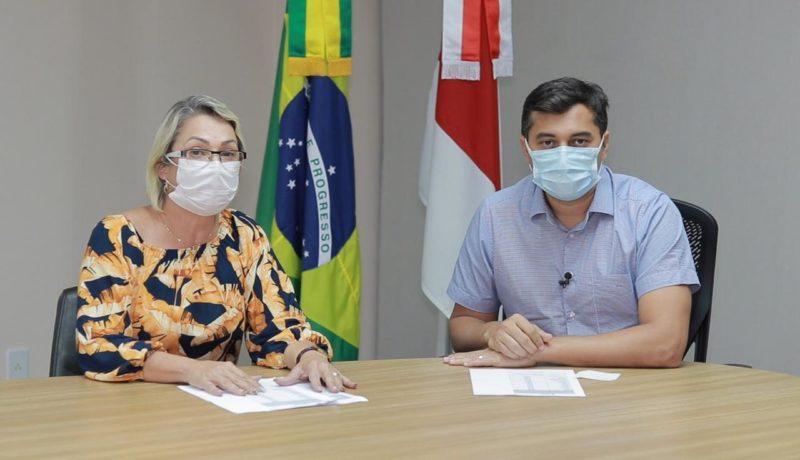 Wilson anuncia R$ 2,6 milhões para assistência social em 36 municípios