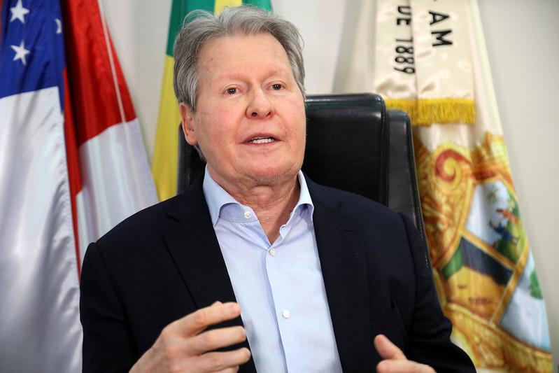 TCE-AM julga contas da gestão Arthur Neto de 2019