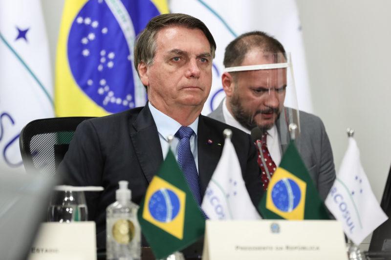 Bolsonaro diz ao Mercosul que protege Amazônia e povos indígenas