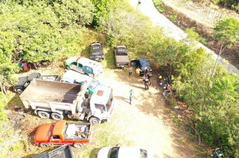 Suframa expulsa invasores de terras no Puraquequara
