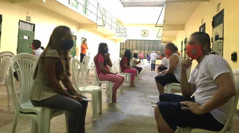 Visitas a presos no Amazonas são liberadas após mais de três meses