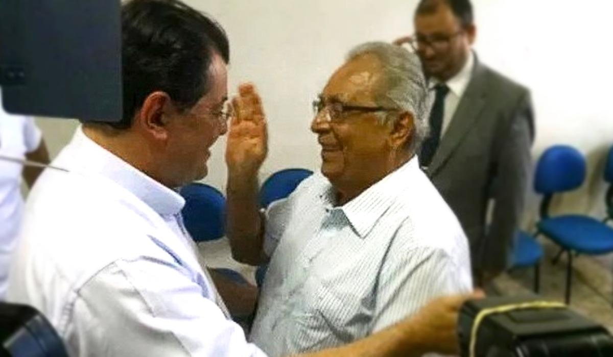 MDB, de Eduardo Braga, confirma apoio a Amazonino Mendes