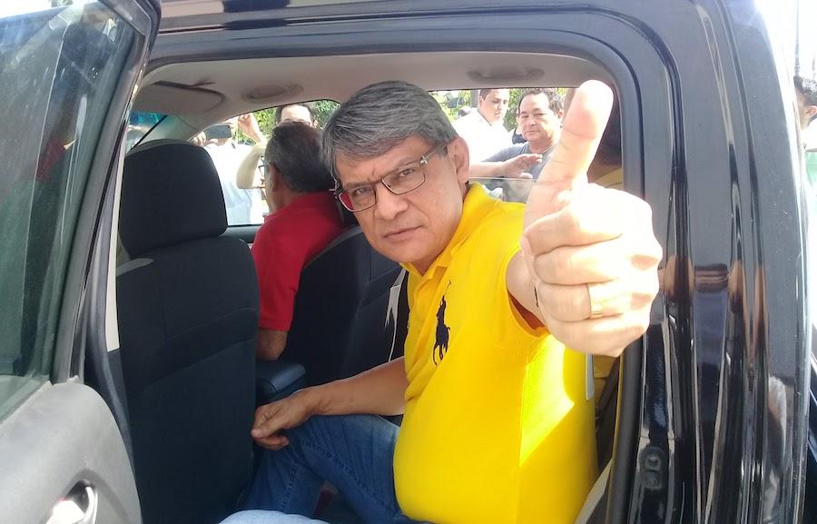De sua alta confiança, Amazonino escala Deodato para vice-prefeito