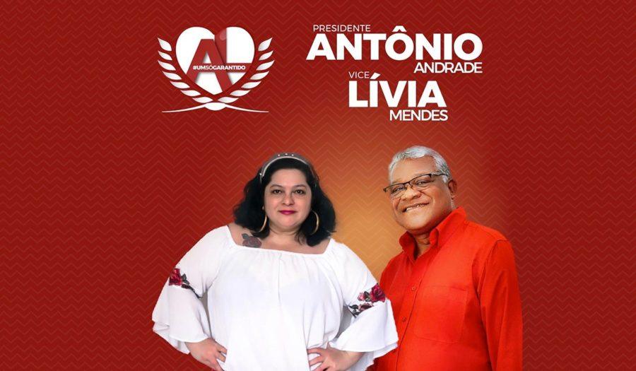 Filha de Amazonino se candidata a vice-presidente do Garantido