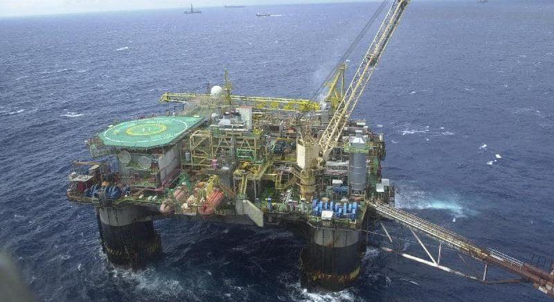 Extração de petróleo da União em contrato de partilha cresce 50%