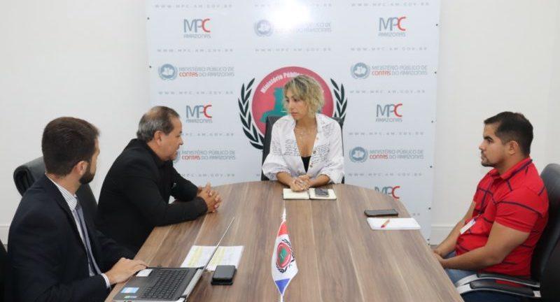 """Ministério de contas avalia Amazonas com """"nível elevado"""" em transparência"""