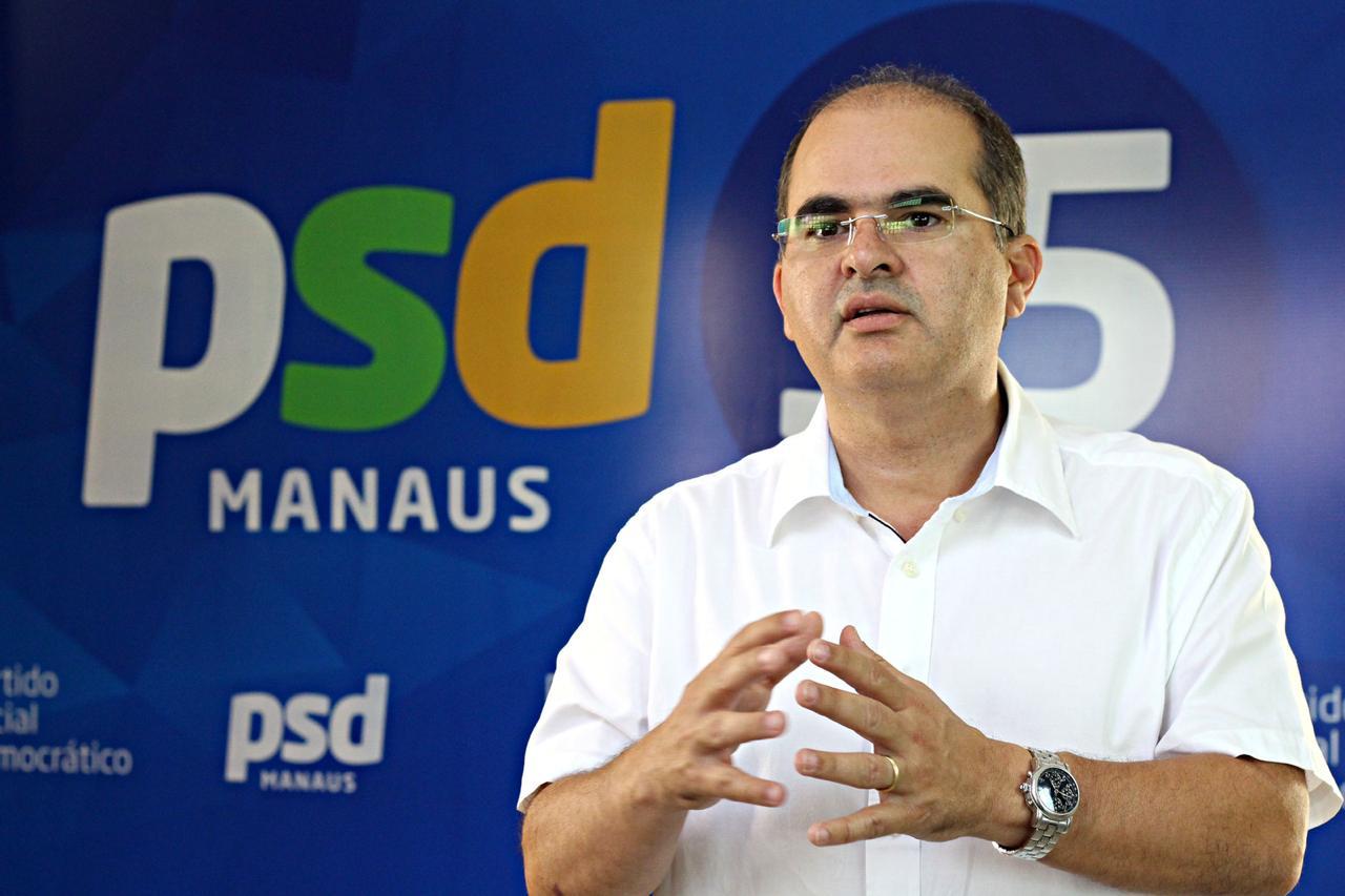 Ricardo Nicolau assume e vai comandar o PSD nas eleições em Manaus