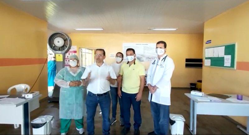 Samel transfere 4 pacientes do coronavírus de Parintins para Manaus