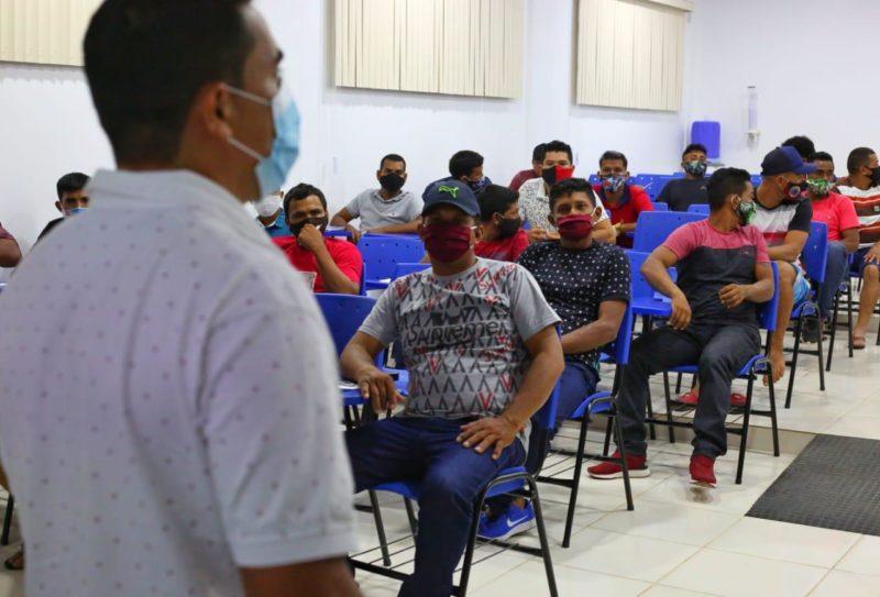 Servidores de Coari são capacitados em segurança e saúde no trabalho