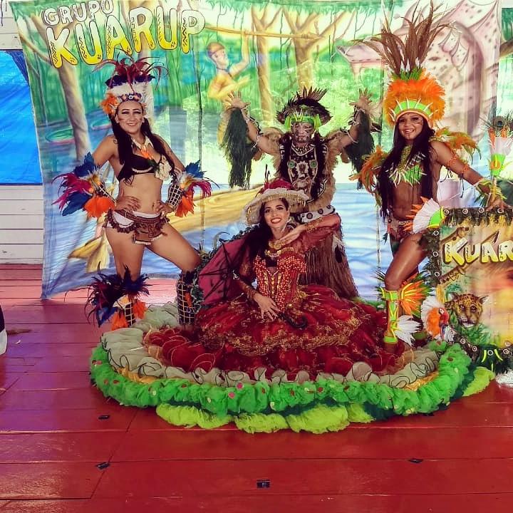 Grupo de dança faz live para ajudar aldeia indígena e dançarinos