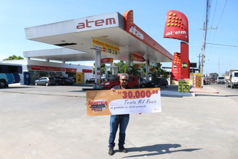 Vencedor de promoção da Atem tem celular roubado e só sabe do prêmio após meses