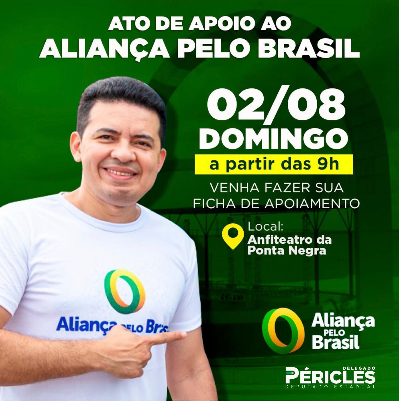 Partido de Bolsonaro fará o primeiro ato político no pós-pandemia