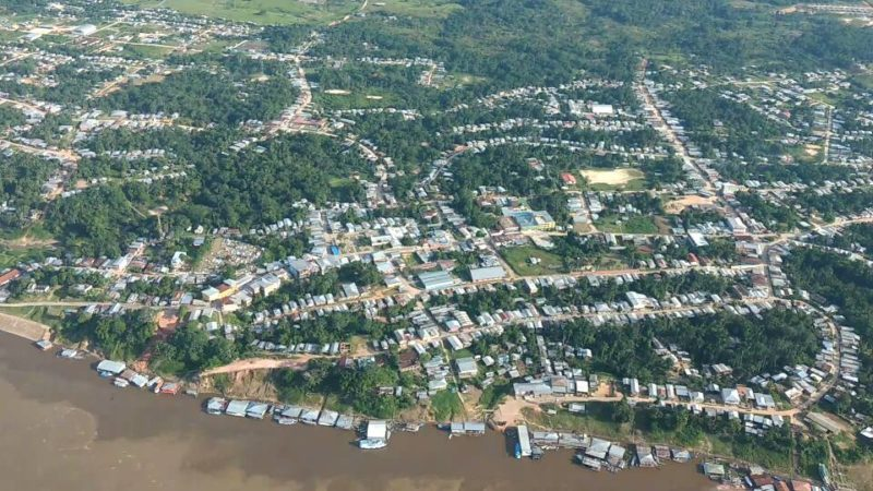 Jutaí tem maior índice de mortalidade do coronavírus que Manaus