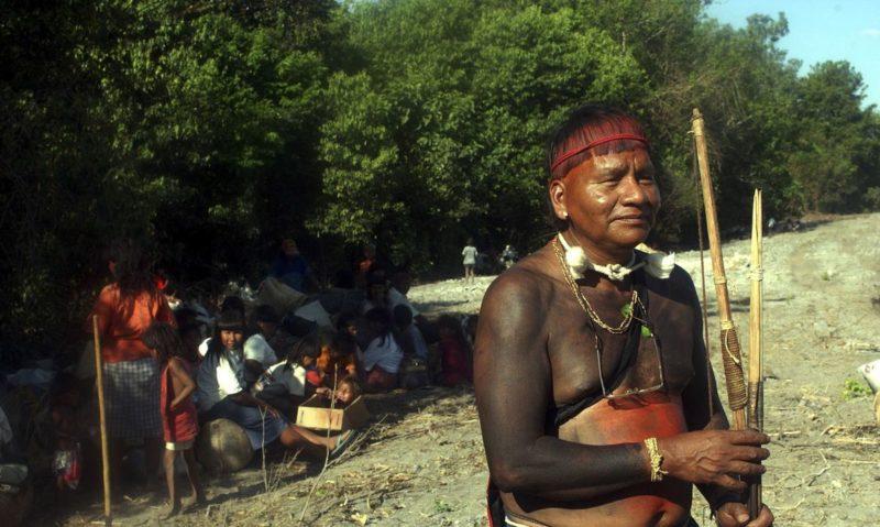 Plano ruim do governo, coronavírus mata dois indígenas por dia no país
