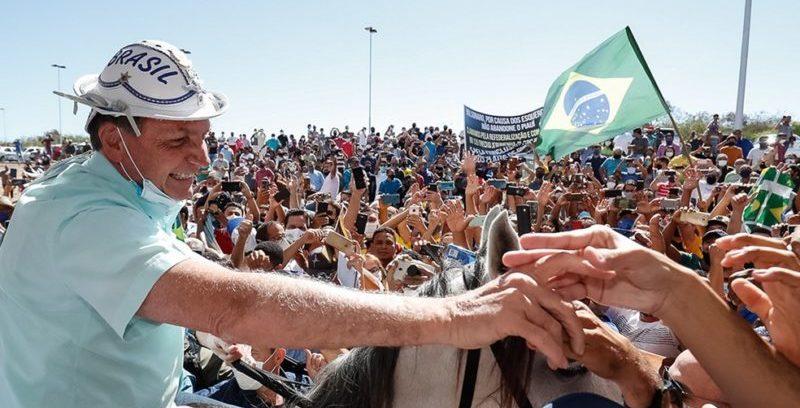 Poder eleitoral de Lula some diante de Bolsonarono Nordeste