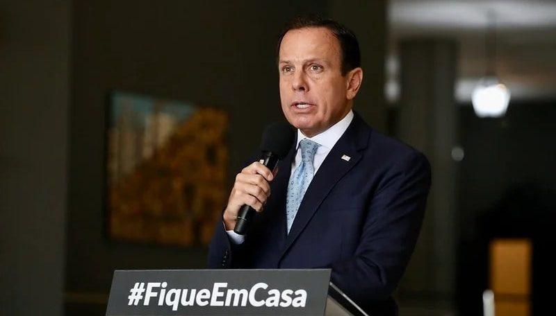 Justiça de São Paulo bloqueia R$ 29 milhões de Dória por improbidade