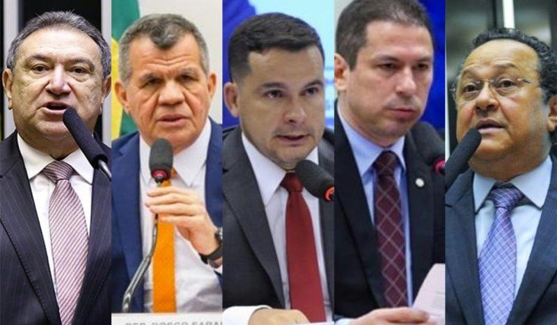 Cinco deputados do AM ajudam Câmara a manter veto de reajuste aos servidores