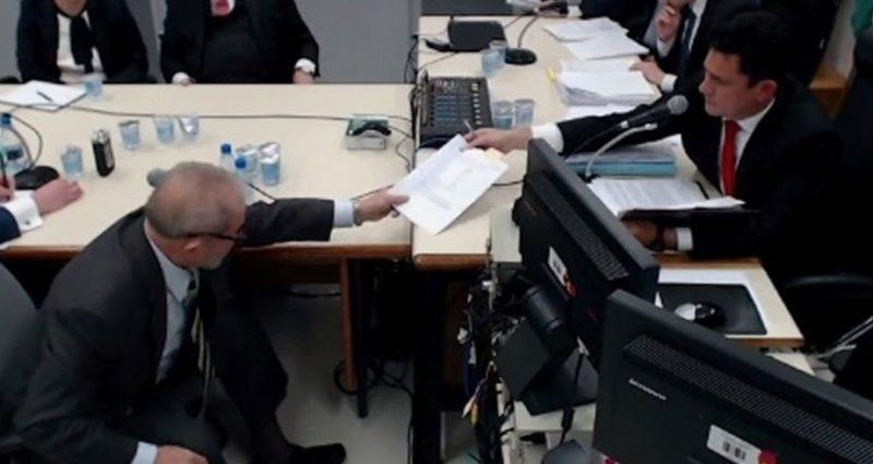 STF não sabe quando julgará Moro por julgamento de Lula
