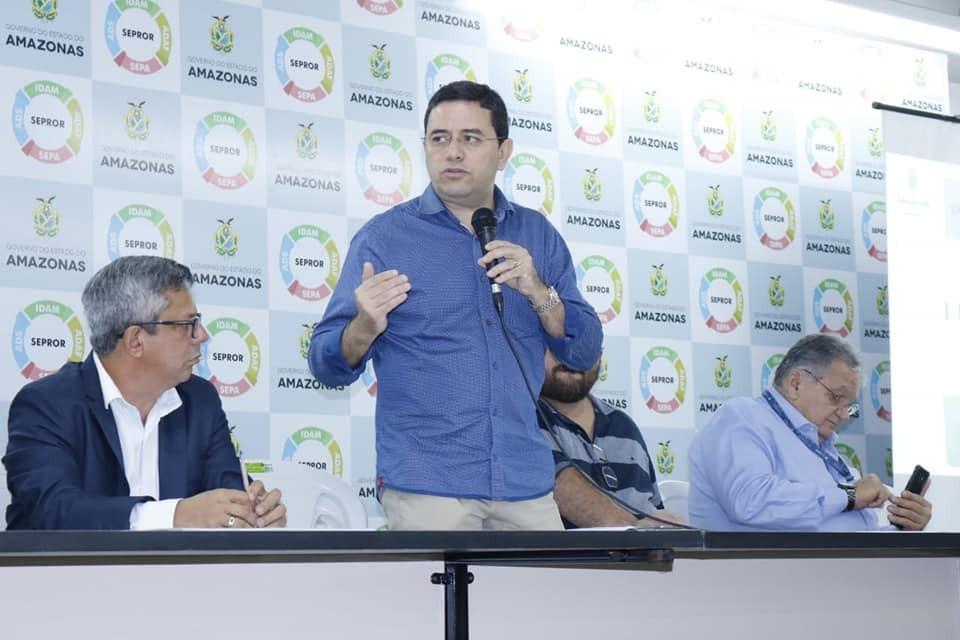 """""""Os agricultores do Amazonas estão sofrendo com o tráfico"""""""
