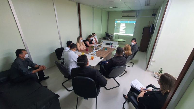 Susam apresenta novo modelo de gestão do Francisca Mendes