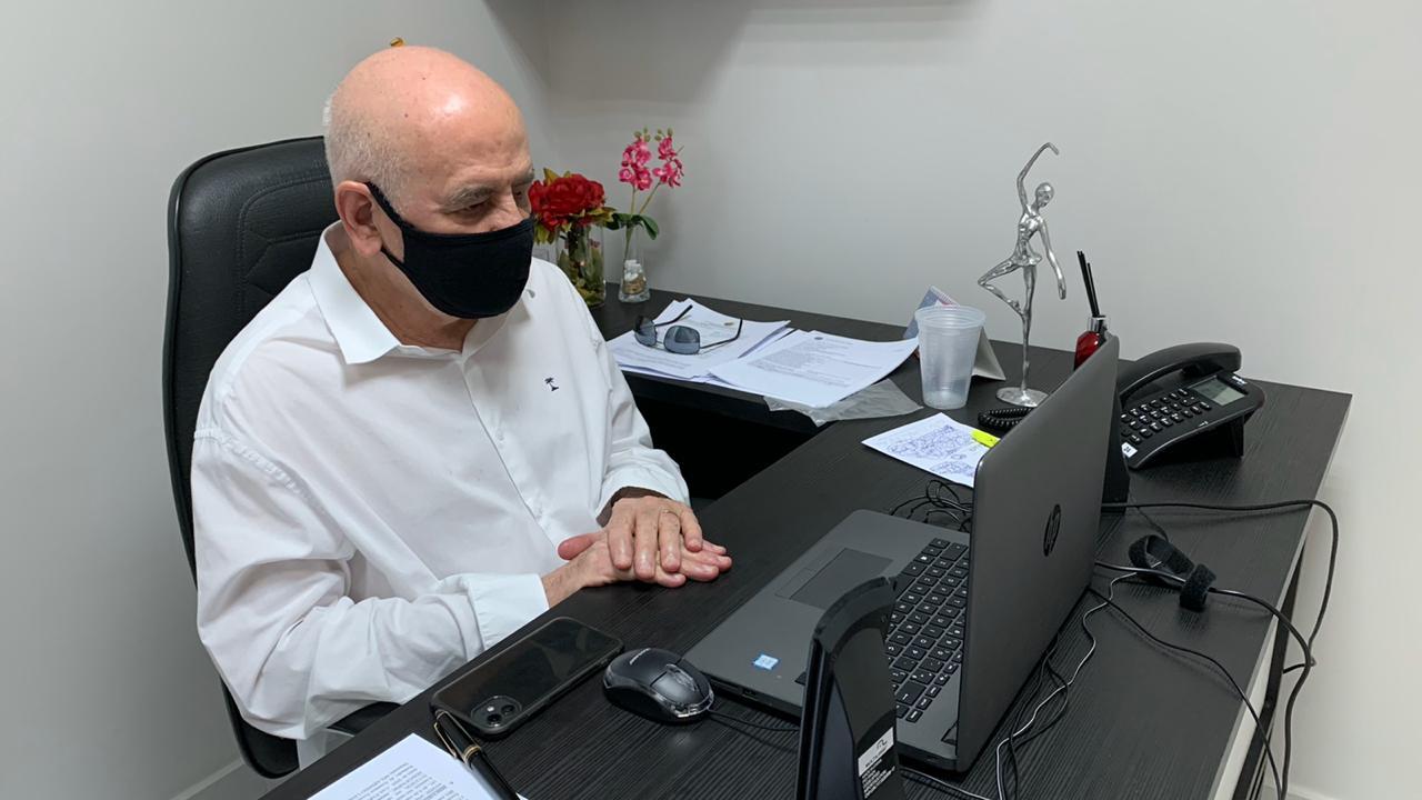 Deputado anuncia luta pelo hospital psiquiátrico Eduardo Ribeiro