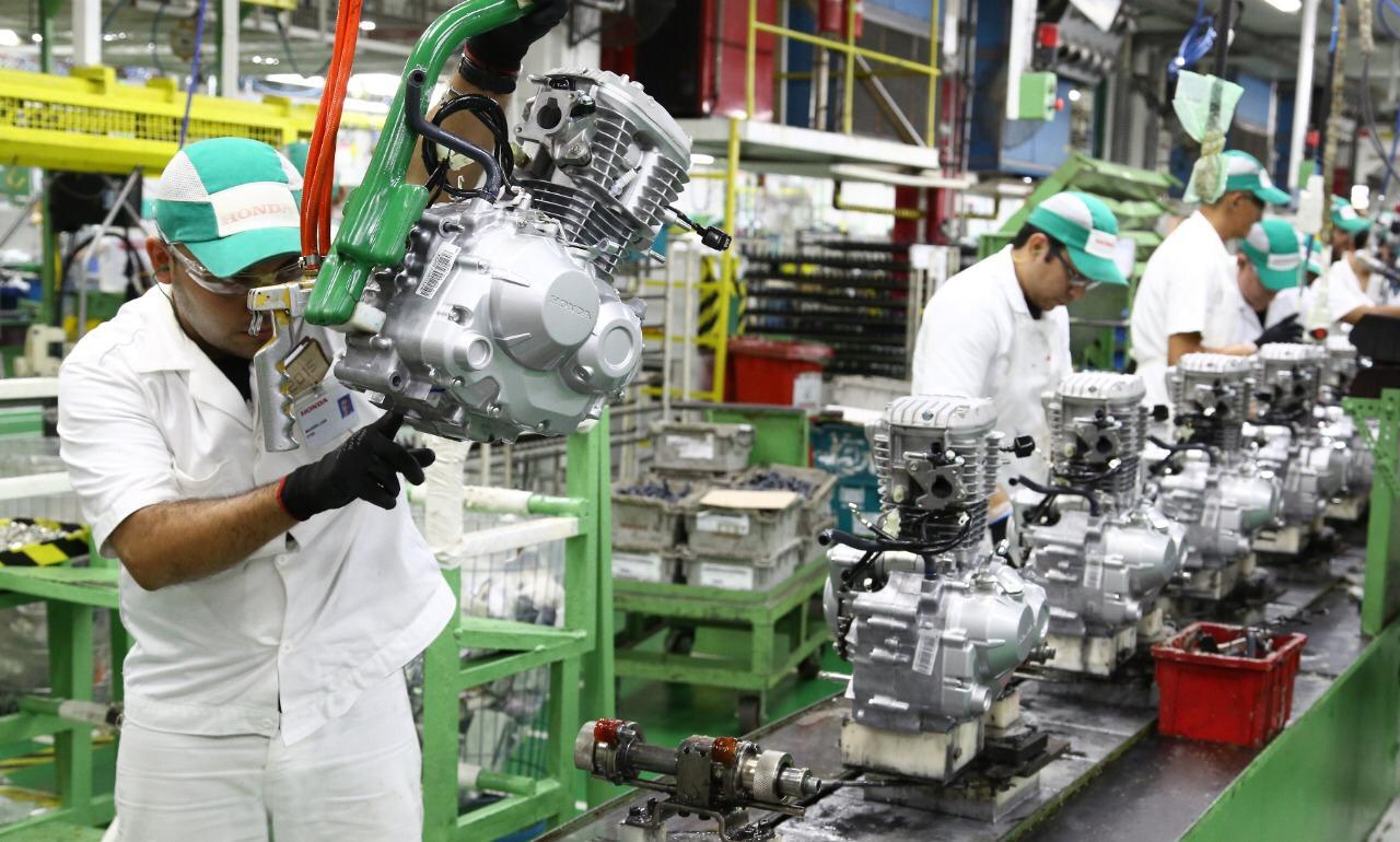 Amazonas registra alta de 65% na produção industrial e recupera perdas