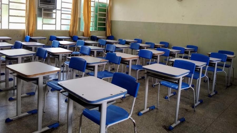 Estudo diz que 46% de alunos podem ser infectados após volta às aulas