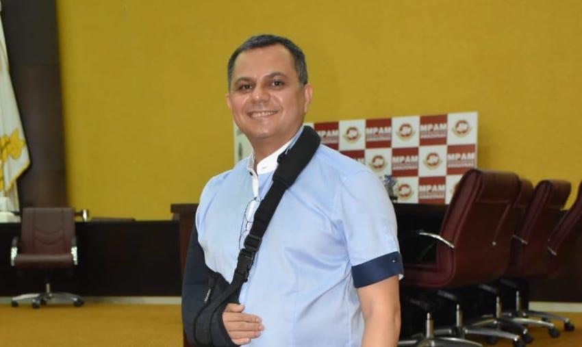 Alberto Júnior deve ser nomeado hoje novo chefe do MP-AM
