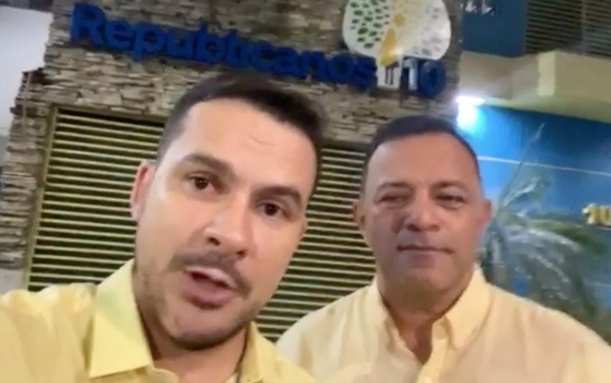 Mídia assegura que Alberto Neto e Orsine Júnior racharam chapa em pleno voo