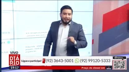 Apresentador da TV de Edir Macedo compartilha pênis nas redes