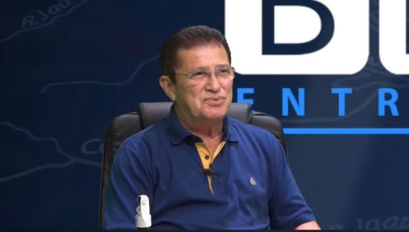 Alfredo diz que há maior rejeição com Amazonino por serem mais conhecidos