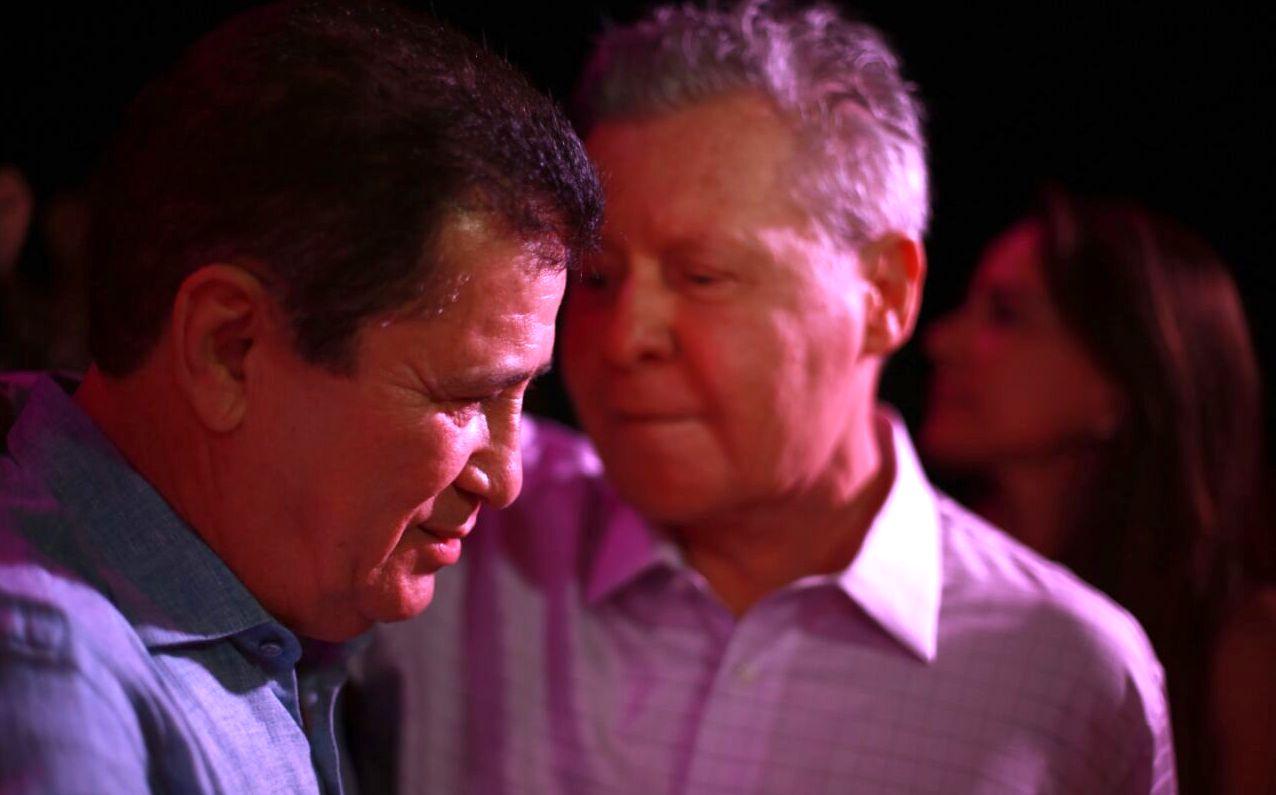 Arthur bate o martelo: Alfredo Nascimento é seu candidato a prefeito