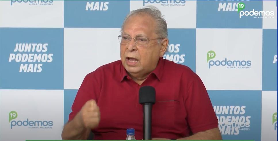 Aliados de David não descartam aliança com Amazonino em 2022