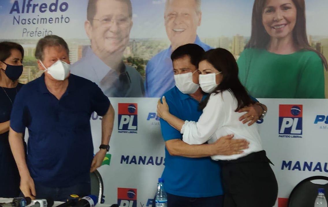 Alfredo e Conceição confirmados como candidatos de Arthur à Prefeitura