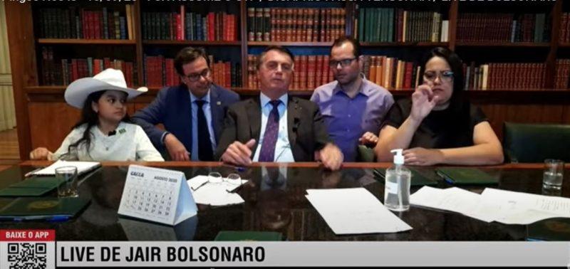 Bolsonaro anuncia: seguro-defeso não será extinto com o Renda Brasil