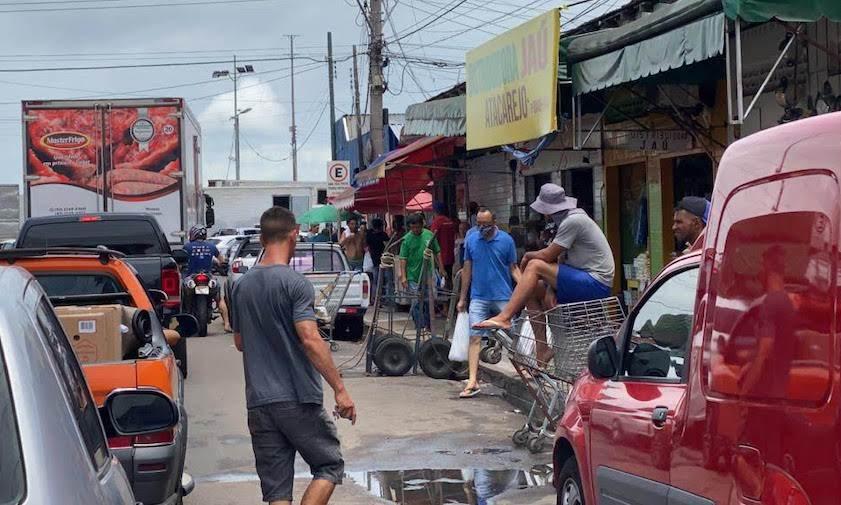 Pobres gastaram mais que os ricos na pandemia no Amazonas