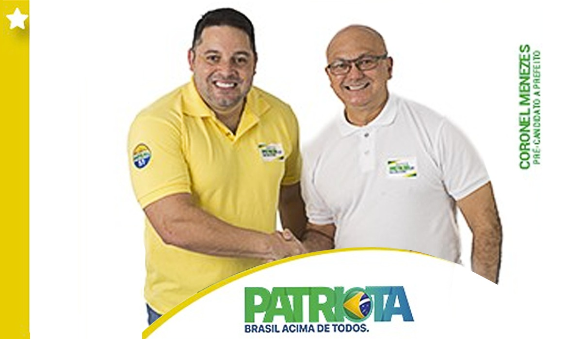 Menezes apresenta delegado Costa e Silva como vice na chapa