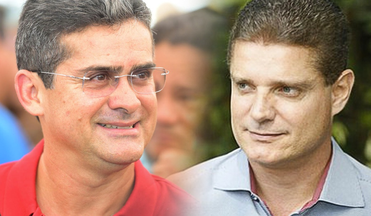 David anuncia aliança com DEM e Rotta é pré-candidato a vice na chapa