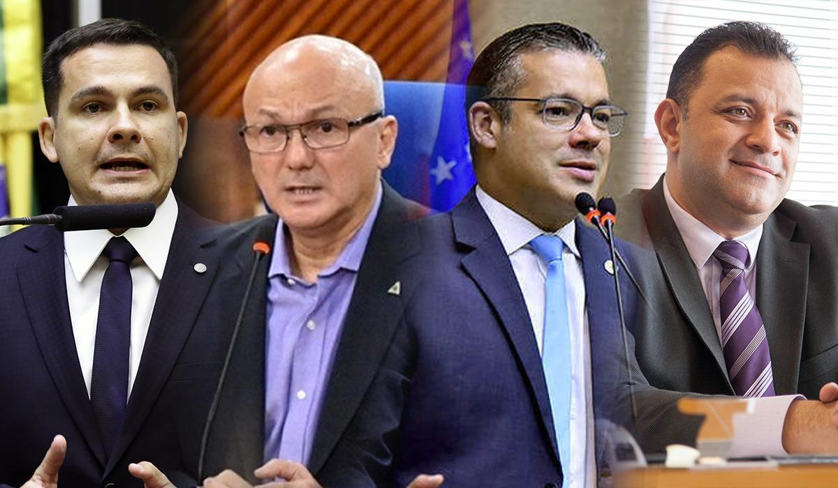 Direita em Manaus ensaia aliança na reta final das convenções partidárias