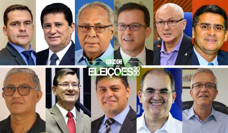 Convenções tiram 11 chapas para disputar Prefeitura de Manaus